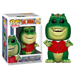 DINOSAURES POP! TV VINYL FIGURINE EARL SINCLAIR