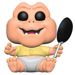 DINOSAURES POP! TV VINYL FIGURINE BABY SINCLAIR (EMBALLAGE ENDOMMAGE)