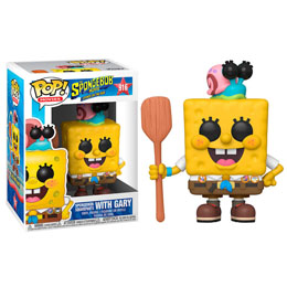 FUNKO POP SPONGE BOB SPONGEBOB IN CAMPING GEAR