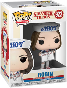 FIGURINE FUNKO POP STRANGER THINGS ROBIN