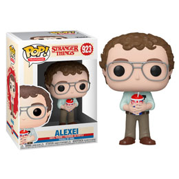 FIGURINE FUNKO POP STRANGER THINGS ALEXEI