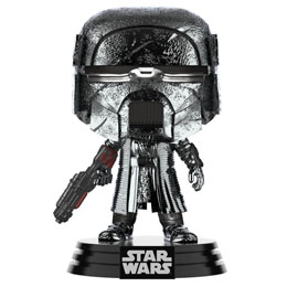 STAR WARS POP! FIGURINE KOR BLASTER (CHROME) 9 CM