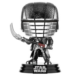 STAR WARS POP! FIGURINE KOR SCYTHE (CHROME) 9 CM