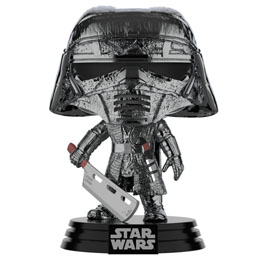 STAR WARS POP! FIGURINE KOR BLADE (CHROME) 9 CM