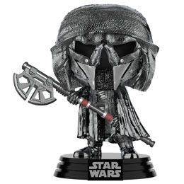 STAR WARS POP! FIGURINE KOR AXE (CHROME) 9 CM