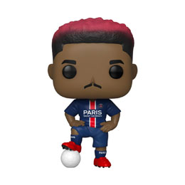 FIGURINE EPL FUNKO POP! FOOTBALL PRESNEL KIMPEMBE (PARIS SAINT-GERMAIN)