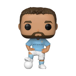 FIGURINE EPL FUNKO POP! FOOTBALL BERNARDO SILVA (MANCHESTER CITY)
