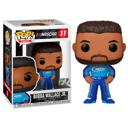 FUNKO POP NASCAR BUBBA WALLACE JR.