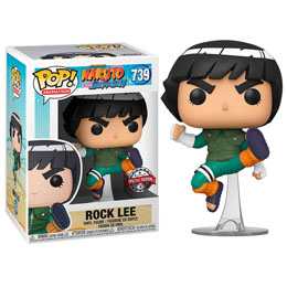FUNKO POP NARUTO ROCK LEE EXCLUSIVE