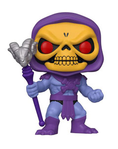 MASTERS OF THE UNIVERSE SUPER SIZED POP! ANIMATION FIGURINE SKELETOR 25 CM