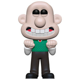 WALLACE & GROMIT POP! ANIMATION VINYL FIGURINE WALLACE 9 CM