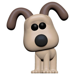 WALLACE & GROMIT POP! ANIMATION VINYL FIGURINE GROMIT