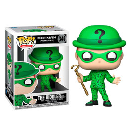 BATMAN FOREVER POP! HEROES VINYL FIGURINE RIDDLER