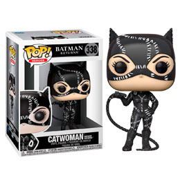 BATMAN RETURNS POP! HEROES VINYL FIGURINE CATWOMAN