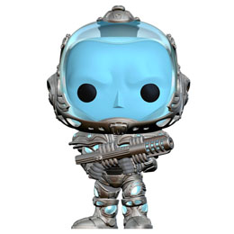 BATMAN & ROBIN POP! HEROES VINYL FIGURINE MR. FREEZE