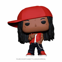 LIL WAYNE POP! ROCKS VINYL FIGURINE