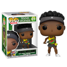 FIGURINE TENNIS LEGENDS FUNKO POP! SPORTS VENUS WILLIAMS
