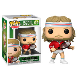 TENNIS LEGENDS FUNKO POP! SPORTS BJÖRN BORG