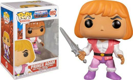 LONDON TOY FAIR MASTERS OF THE UNIVERSE FUNKO POP! PRINCE ADAM