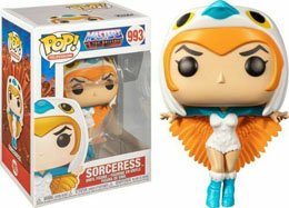 LONDON TOY FAIR MASTERS OF THE UNIVERSE FUNKO POP! SORCERESS