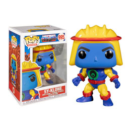LONDON TOY FAIR MASTERS OF THE UNIVERSE FUNKO POP! SY KLONE