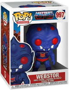 LONDON TOY FAIR MASTERS OF THE UNIVERSE FUNKO POP! WEBSTOR