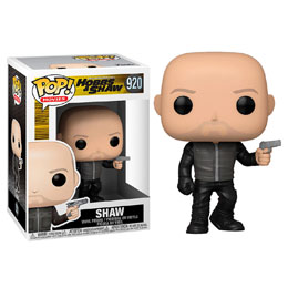 FAST & FURIOUS  HOBBS & SHAW POP! MOVIES VINYL FIGURINE SHAW