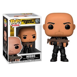 FAST & FURIOUS  HOBBS & SHAW POP! MOVIES VINYL FIGURINE HOBBS