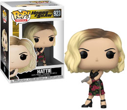 FAST & FURIOUS  HOBBS & SHAW POP! MOVIES VINYL FIGURINE HATTIE