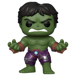 FUNKO POP MARVEL AVENGERS GAME HULK STARK TECH SUIT