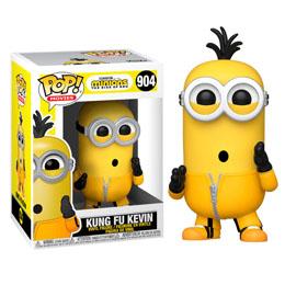FIGURINE FUNKO POP! MINIONS II KUNG-FU KEVIN