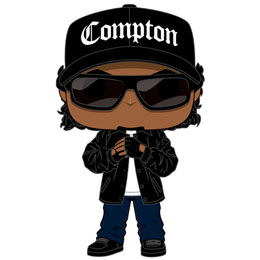 FIGURINE FUNKO POP EAZY-E