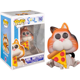 FIGURINE FUNKO POP! SOUL DISNEY MR. MITTENS