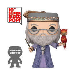 HARRY POTTER SUPER SIZED FUNKO POP! DUMBLEDORE 25 CM