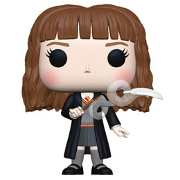 HARRY POTTER FUNKO POP! HERMIONE WITH FEATHER
