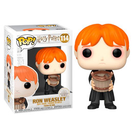HARRY POTTER FUNKO POP! RON PUKING SLUGS W/BUCKET