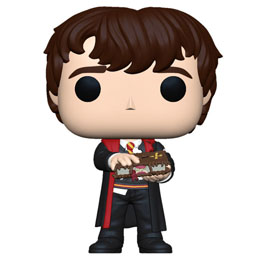 HARRY POTTER FUNKO POP! NEVILLE WITH MONSTER BOOK