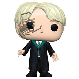 HARRY POTTER FUNKO POP! MALFOY WITH WHIP SPIDER