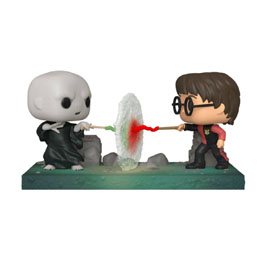 HARRY POTTER POP! MOVIE MOMENT VINYL FIGURINE HARRY VS VOLDEMORT