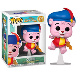 FUNKO POP LES GUMMI DISNEY CUBBI