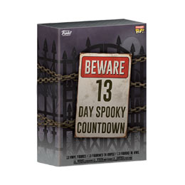Photo du produit 13 DAY SPOOKY COUNTDOWN POCKET POP! CALENDRIER DE L´AVENT Photo 1