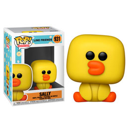 FIGURINE FUNKO POP LINE FRIENDS SALLY