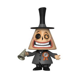 L´ÉTRANGE NOËL DE MR. JACK POP! DISNEY VINYL FIGURINE MAYOR WITH MEGAPHONE