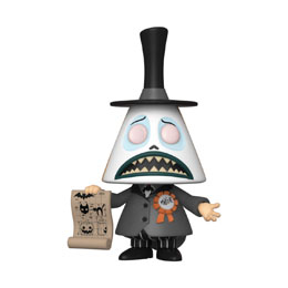 FIGURINE FUNKO POP L´ÉTRANGE NOËL DE MR. JACK MAYOR WITH MEGAPHONE CHASE EXCLUSIVE