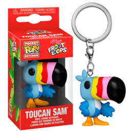 POCKET POP KELLOGGS FROOT LOOPS TOUCAN SAM