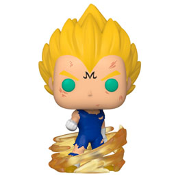DRAGON BALL Z FIGURINE POP! ANIMATION VINYL MAJIN VEGETA