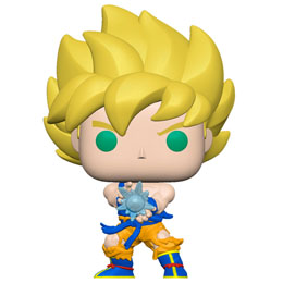 FUNKO POP DRAGON BALL Z SS GOKU WITH KAMEHAMEHA WAVE