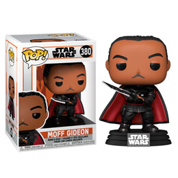 THE MANDALORIAN POP! STAR WARS VINYL FIGURINE MOFF GIDEON