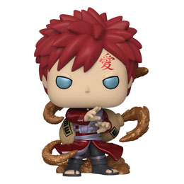 NARUTO FUNKO POP! GAARA (METALLIC) EXCLUSIVE