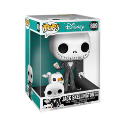 L´ÉTRANGE NOËL DE MR. JACK SUPER SIZED POP! DISNEY FIGURINE JACK WITH ZERO 25 CM
